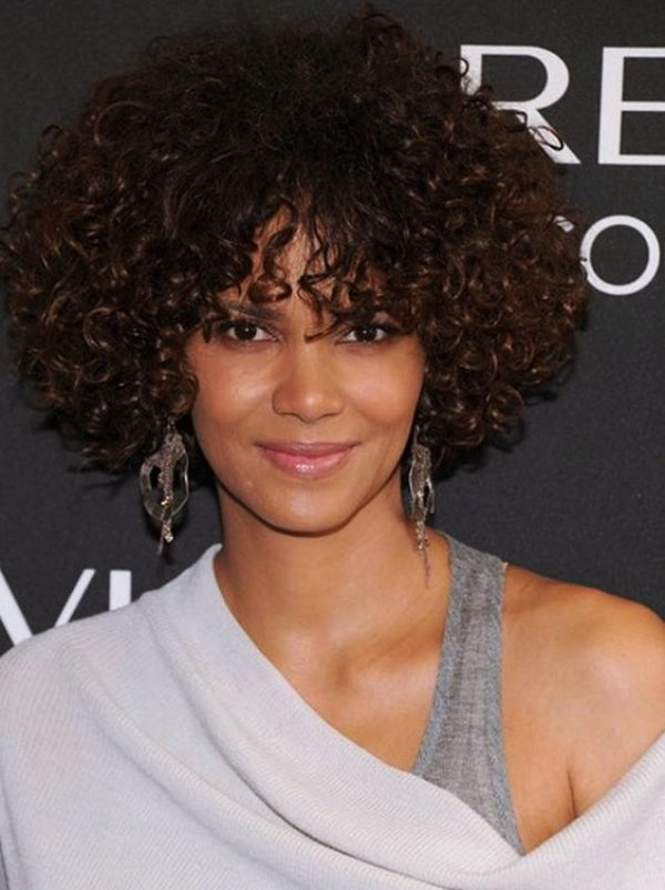 Short-Curly-Hairstyles-For-Black-Women
