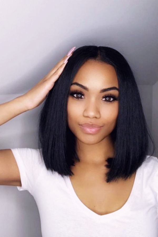 40 Bob Cut Hairstyles For Black Women - Made For Black