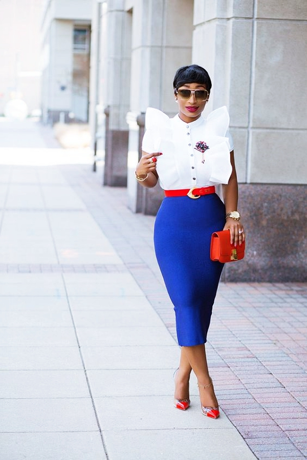Best-Spring-Outfit-Ideas-For-Black-Women